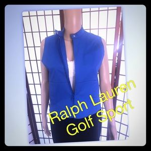 Ralph Lauren Polo  Sport Zipper Vest